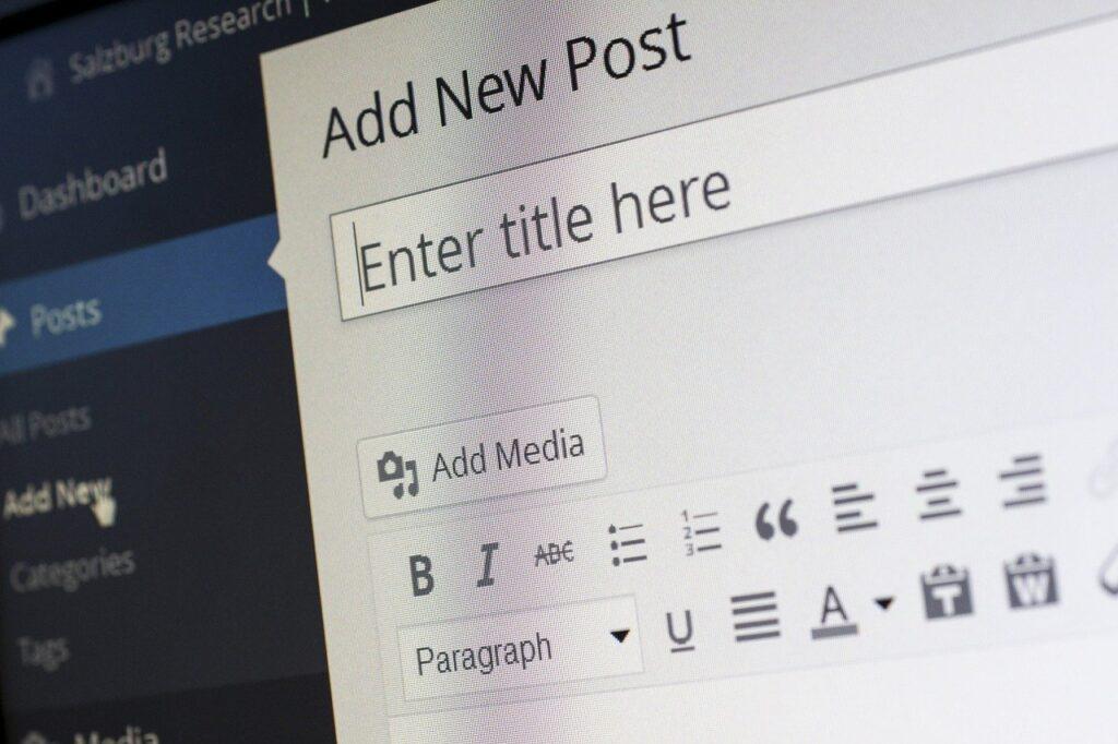 O blog é a principal estratégia de marketing